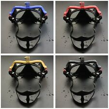 Underwater Camera Plain Diving Mask Scuba Snorkel Swimming Goggles for GoPro CL