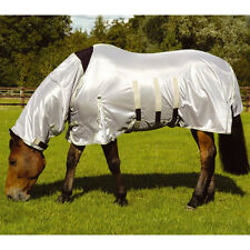 MARK TODD ULTRA COMBO ATTACHED FULL NECK AND BELLY FLAP PONY/HORSE FLY RUG/SHEET