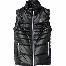 adidas Performance Padded Vest Ladies-vest Winter vest Quilted vest Black