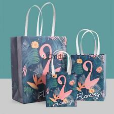 6pcs Flamingo Style Loot Bags Carrier Bags Gift Bags/Favour Bags with Handle