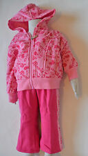 New Girl Minnie Mouse two pieces winter sets Hot Pink Size 1,2,3,4,5,6