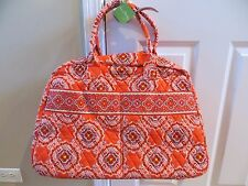 Vera Bradley WEEKENDER Shoulder Bag Luggage Travel Carry-On- NWT! Retired!