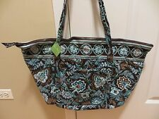 Retired Vera Bradley Miller Bag Tote Travel Bag Carry-on  NWT!