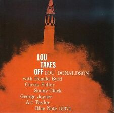 Lou Takes Off by Lou Donaldson (CD, Sep-2008, Blue Note (Label))