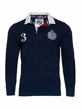 Raging Bull Signature Crest rugby navy