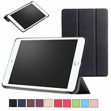 UK Stock Magnetic Pu Leather Case Smart Flip Cover For Apple New iPad 9.7'' 2017
