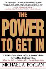 The Power to Get In by Michael A. Boylan (1997 Paperback) EE344