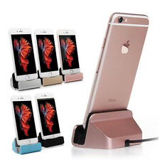 Cool Desktop Stand Charger Dock Cradle Charging Sync Dock For iPhone/Samsung/LG