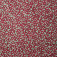Quilt Fabric Cotton Calico Coral Pink Civil War Reproduction by Marcus: FQ 17x21