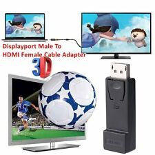 Displayport To HDMI Converter Adapter Displayport Male To HDMI Female Adapter SW