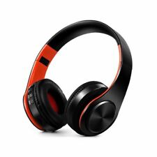 Colorful stereo Audio Mp3 Bluetooth Headset Wireless Headphones Earphone support