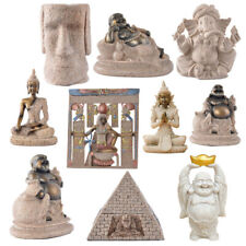 Buddhism Fengshui Buddha Hue Sandstone Figurines Statues Decorative Collectible