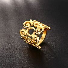 Stainless Steel New Fashion Charming Stylish Finger Ring For Women