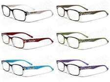 DG READING GLASSES DESIGNER WOMENS LADIES MENS UNISEX SPECTACLES DG R2034 NEW