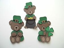 3D - U Pick - PA2 St Patty's Patrick Day Leprechaun Scrapbook Card Embellishment