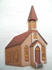 3D - U Pick - HS2 Houses Churches Scrapbook Card Embellishment