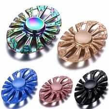 Cool Wheel Hand Spinner Fidget Finger EDC Stress Reliever Kids/Adults Focus Toy