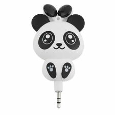 1pc Cartoon Retractable In-Ear Earbud Earphones For Mobile Phone Computer WW