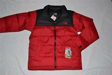THE NORTH FACE MENS NUPTSE JACKET RAGE RED S SMALL  BRAND NEW AUTHENTIC