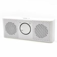 2016 Portable FM Radio Stereo Bluetooth Speaker MP3 Music Player Double Loudspea