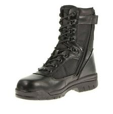 "BATES TACTICAL BOOTS 8"" Super Lightweight Zip Security Police  7-15 R/W  # 6608"