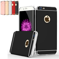 Luxury Ultra-Thin Electroplate Armor Hard Back Case Cover For iPhone 5 5s SE