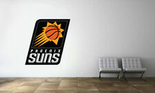 Phoenix Suns Logo Wall Decal NBA Basketball Decor Sport Mural Vinyl Sticker