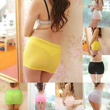 Women Candy Color Stretch Tight Short Bodycon Lady Pleated Mini Skirt Hot mzus