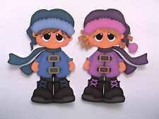 3D - U Pick - New 2016 Winter Fall  Scrapbook Card Embellishment