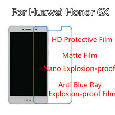 3pc For Huawei Honor 6X High Clear,Anti Blue Ray Protect Eye Screen Film