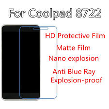 3pcs For Coolpad 8722 High Clear,Anti Blue Ray Protect Eye Screen Film
