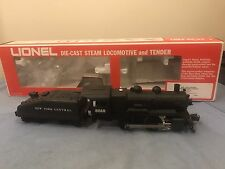 Lionel O Scale 6-8516 NYC Powered Steam Engine w/ Tender & Box. Excellent!!!