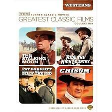 TCM Greatest Classic Film Collection: Westerns / 4 Classic Westerns / 2010 DVD's