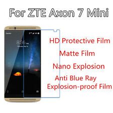 3pcs For ZTE Axon 7 mini Good Touch Matte Film,High Clear Screen Protector