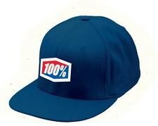 Icon Fitted Hat Sm/Md Navy