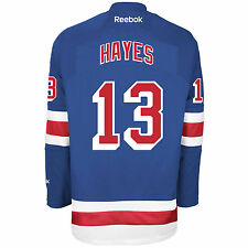 Kevin Hayes New York Rangers Reebok Premier Replica Home NHL Hockey Jersey