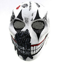 Horror Skull Cosplay Full Face Mask Latex Helmet Halloween Party Prop New