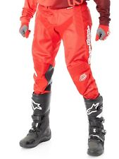 Troy Lee Designs Red 2018 GP Air Mono MX Pant