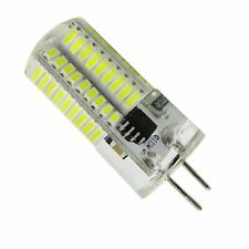 10pcs G8 Dimmable 4W 440LM 72-4014 SMD LED Silicone Chandelier Light Bulb Lamp