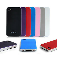 Ultra Slim Lightweight Hard Back Case Cover For Apple iPhone 4 4s