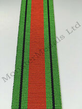 WW2 Defence Medal Full Size Medal Ribbon Choice Listing