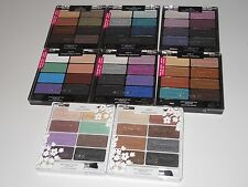 Wet n Wild Coloricon Eyeshadow Palette & Black Radiance 8 Pan You Choose Palette