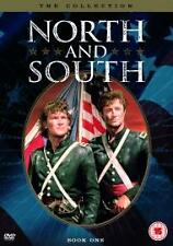 NORTH AND SOUTH - BOOK ONE - 3 DISCS - Series 1 (DVD, 2004 NEW / SEALED)