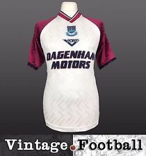 Pony West Ham United Third Football Shirt 1994/96 (Size: S) WHUFC