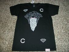 DIAMOND SUPPLY COMPANY New NWT Womens Shirt Black Medium Crooks Castles