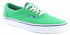 New Mens/Gents Green Vans Era Lace Ups Skate Shoes/Trainers. UK SIZES