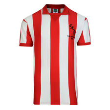 Official Retro Sunderland 1973 FA Cup Final Retro Football Shirt 100% COTTON