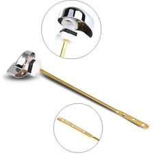 1Pcs Toilet Flush Lever Handle Toilet Side Positive Water Tank Wrench