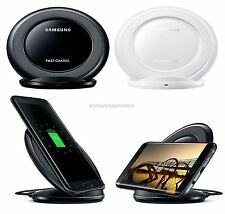 Hot Fast Qi Wireless Charger Charging Pad Stand Dock for Samsung Google LG
