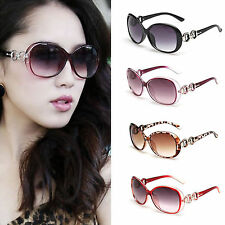 Women Retro Vintage Shades #S Oversized Eyewear Fashion Designer Sunglasses SV